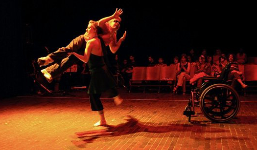 Performance by Partners' for Youth with Disabilities' Access to Theater Program