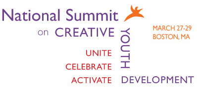 National Summit on Creative Youth Development logo